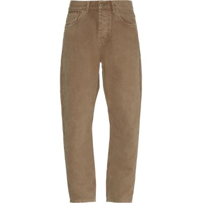 Newel Pant Relaxed fit | Newel Pant | Brun
